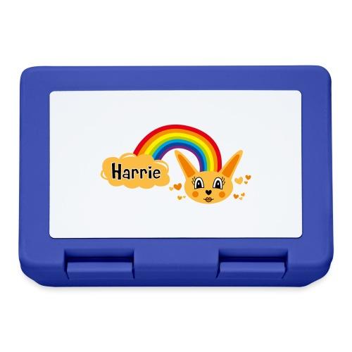 Motif Harrie - Boîte à goûter.