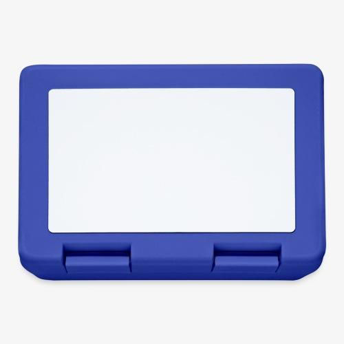 I Write Therefore I Am - Writers Slogan! - Lunchbox