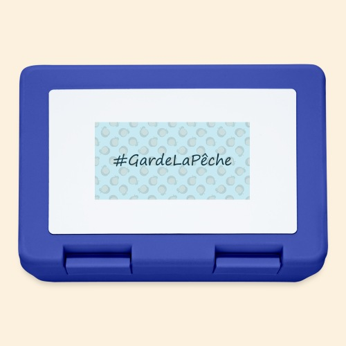 HashtagGardeLaPeche - Boîte à goûter.