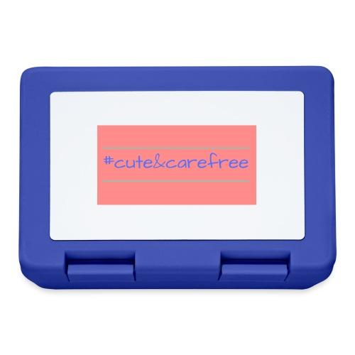 Cute & Carefree - Lunchbox