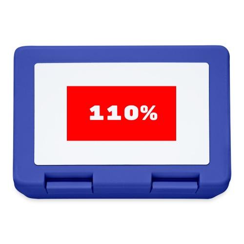 110% Rulez - Lunch box