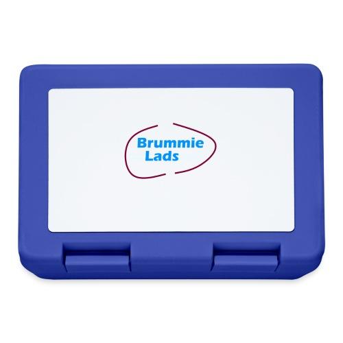 Brummie Lads Logo - Lunchbox