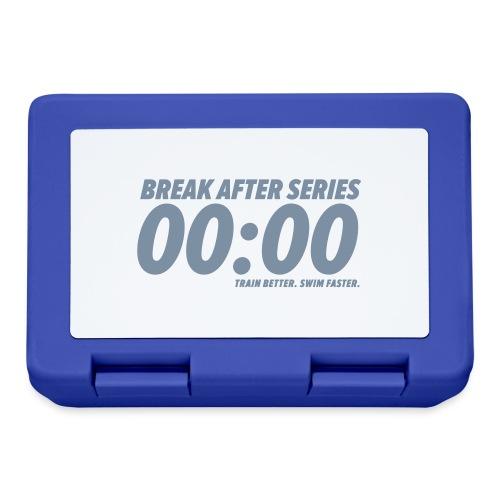 BREAK AFTER SERIES - Brotdose
