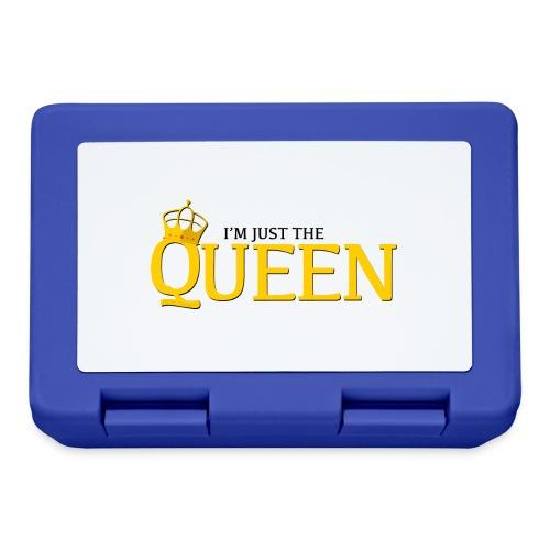 I'm just the Queen - Boîte à goûter.