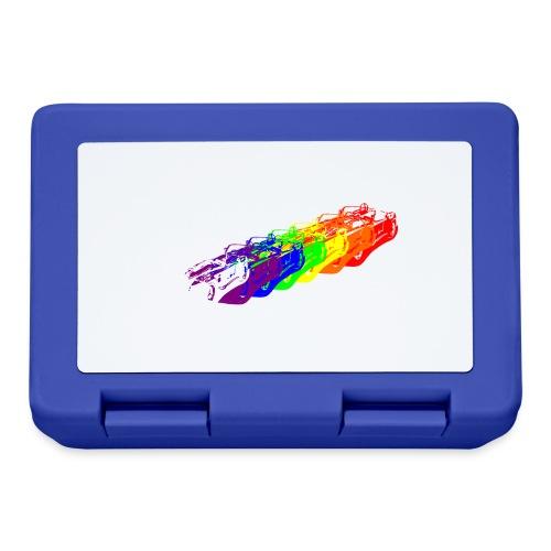 Cobra Rainbow - Lunchbox