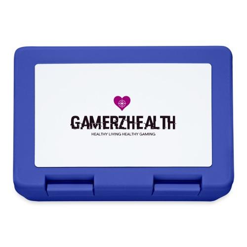 Gamerzhealth - Broodtrommel