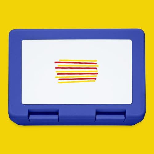 Catalonia Scratch - Lunchbox