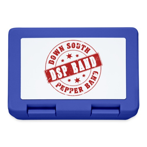 DSP band logo - Lunchbox