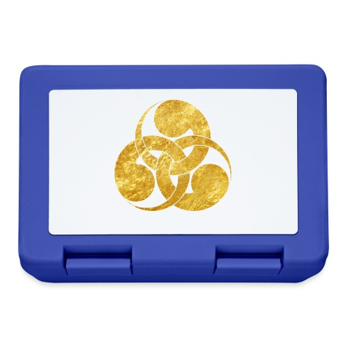 Tadpole Mon Japanese samurai clan - Lunchbox
