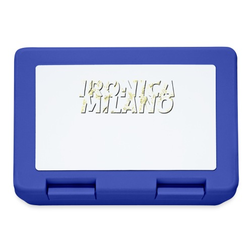 Ironica Milano - Lunch box