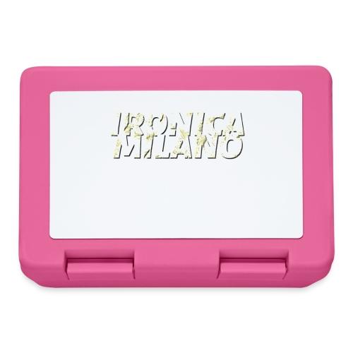 Ironica Milano - Lunch box
