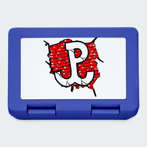 Męska Koszulka Patriotyczna Premium - Pudełko na lunch