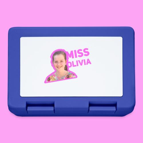 MissOlivia - Broodtrommel