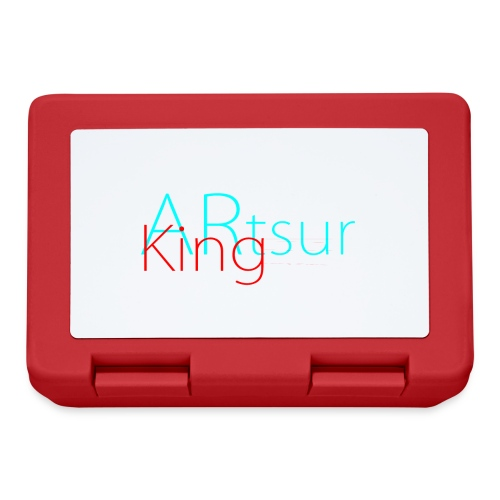 ARtsurKing Logo - Lunchbox