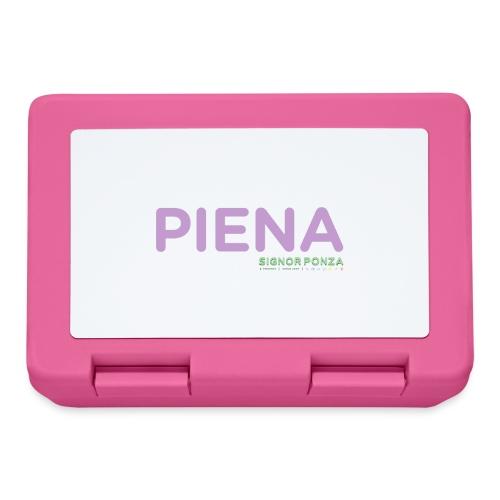 PIENA - Lunch box