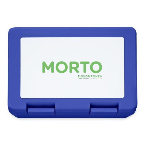 MORTO - Lunch box