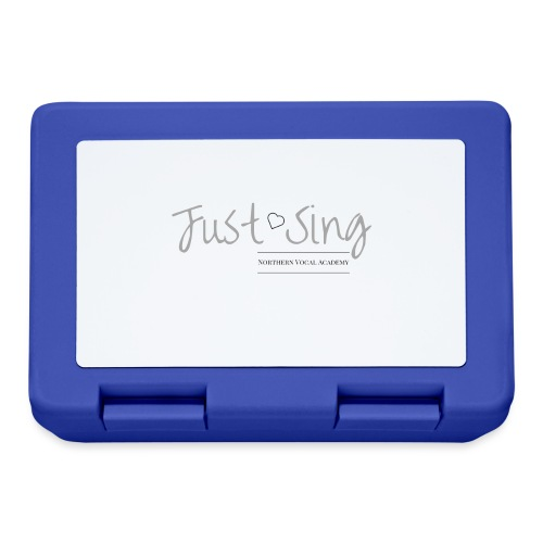 Just Sing - Lunchbox