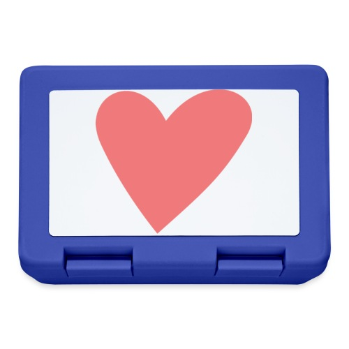 Popup Weddings Heart - Lunchbox