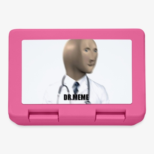 dr meme logo - Lunchbox