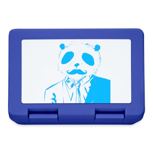 BluePanda Logo - Lunchbox