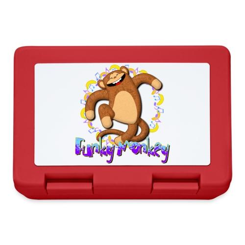 Funky Monkey - Lunch box