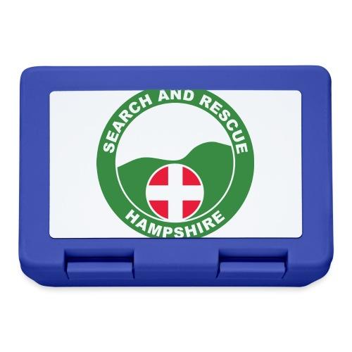 HANTSAR roundel - Lunchbox