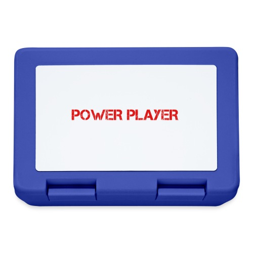 Linea power player - Lunch box