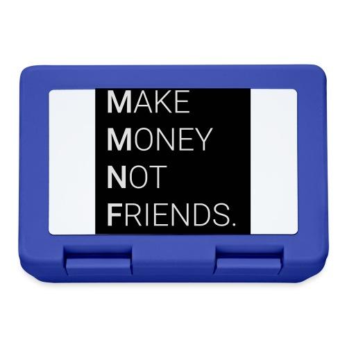 Creando Dinero sin amigos - Fiambrera