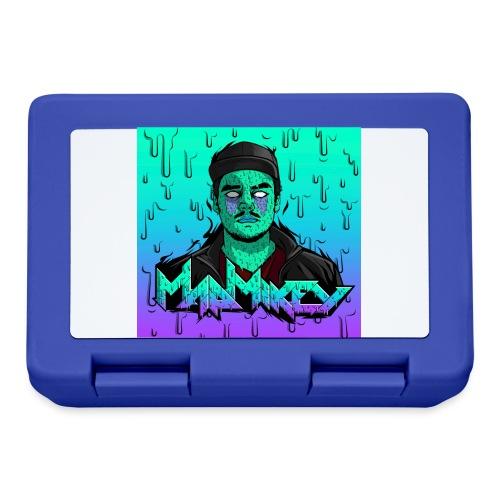 MadMikey Grime Art Sticky Green - Broodtrommel