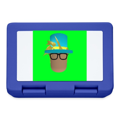 MrWhatWhat Logo Merch - Lunchbox