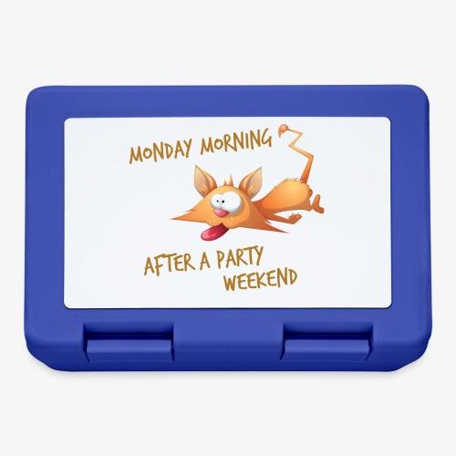Lundi Matin - Monday Morning - Lunchbox
