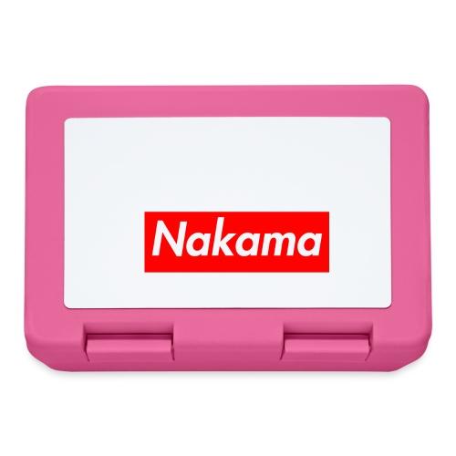 Nakama - Boîte à goûter.