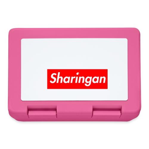 Sharingan tomoe - Boîte à goûter.