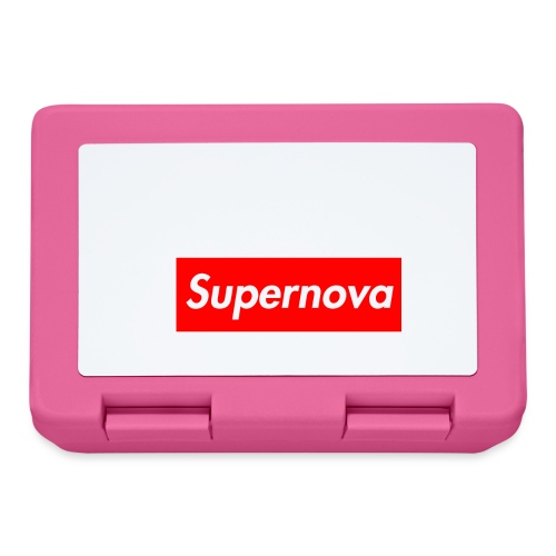 Supernova - Boîte à goûter.