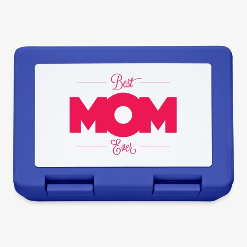 Best Mom Ever - Lunchbox