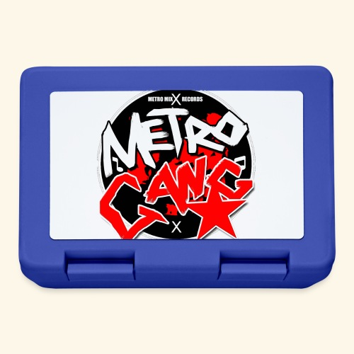 METRO GANG LIFESTYLE - Lunchbox