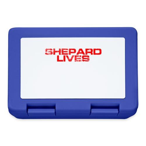 Shepard lives - Lunchbox