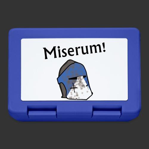 Warden Cytat Miserum! - Pudełko na lunch