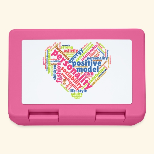Positive Personality Model - Lunchbox