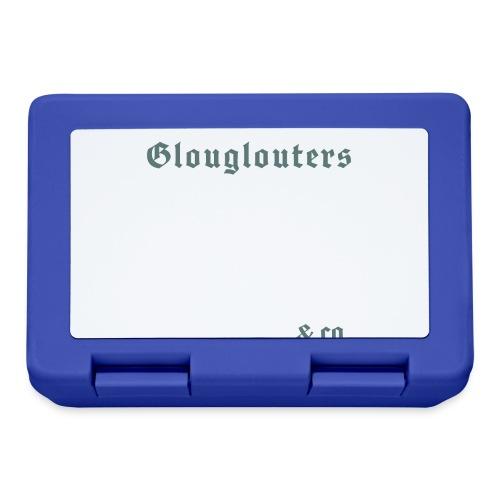 glouglouters - Boîte à goûter.