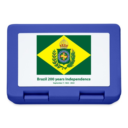 Brazil 200 years independence - Matboks