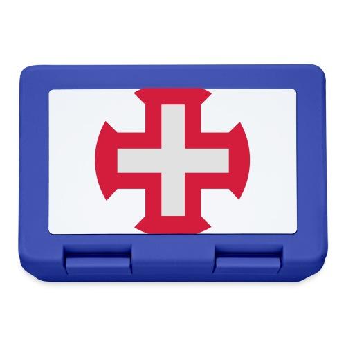 Croix du Portugal - Boîte à goûter.
