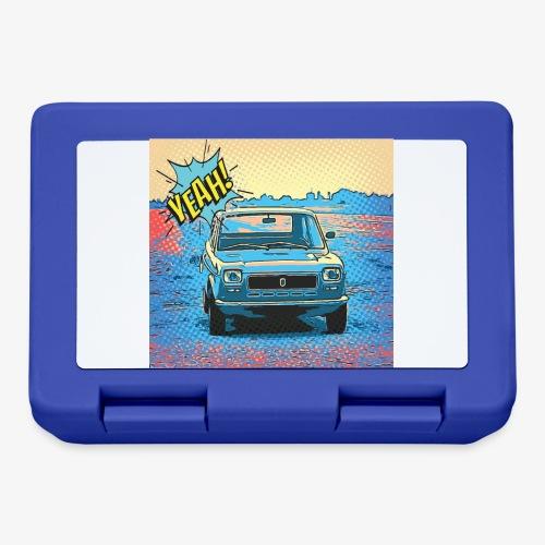127 car - Lunch box