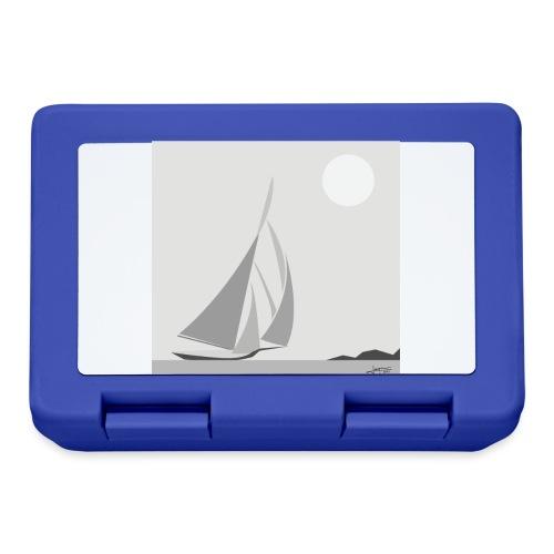 sailing ship - Lunchbox