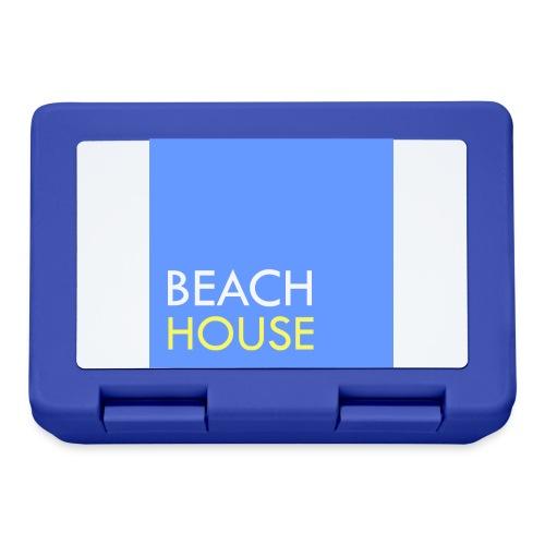 Blue Summer Logo - Lunchbox