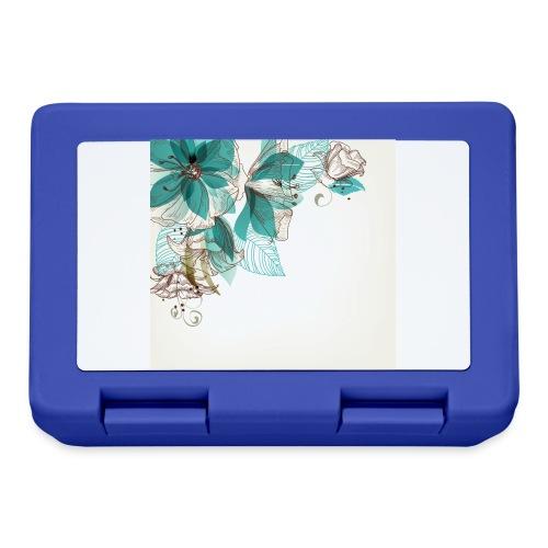 Tropical Flora - Lunchbox