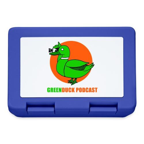 Greenduck Podcast Logo - Madkasse