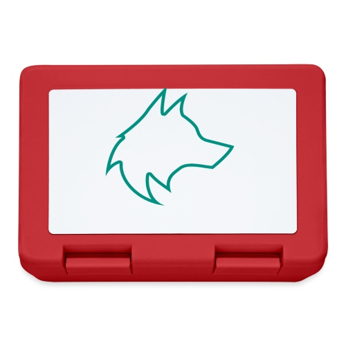 Wolf Pack Logo (NEW) - Lunchbox