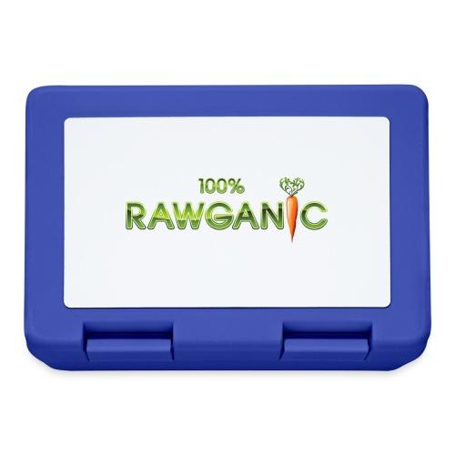 100% Rawganic Rohkost Möhre - Brotdose