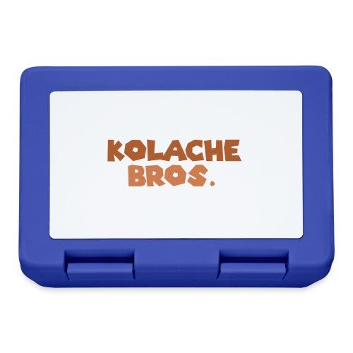 Kolache Bros. Logo Cap - Brotdose